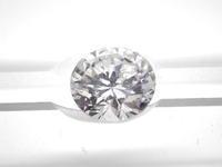 Diamant brillant 2,04 carat, L SI1