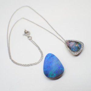 Opales noires