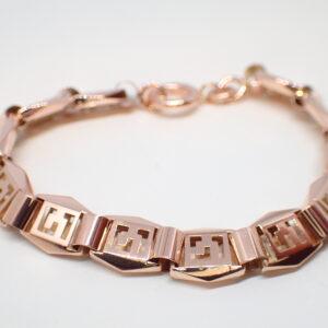 Bracelet or rose 1930